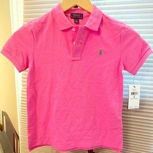 Kids Polo Shirt Ralph Lauren.Style Number: # 92583